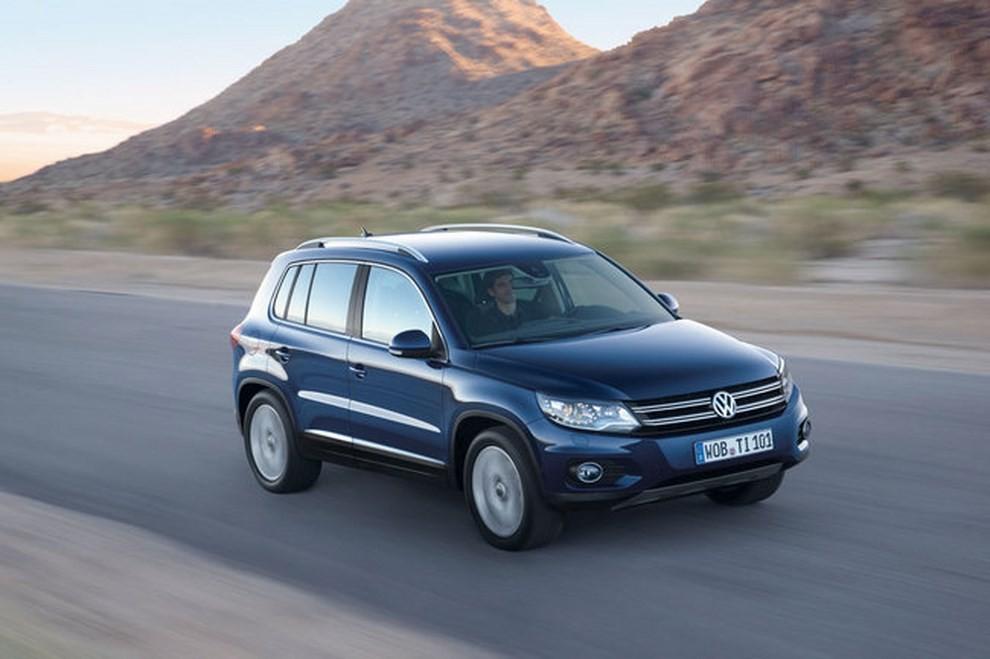 Volkswagen Tiguan 2015, nuovi motori e listino prezzi - Foto 10 di 11