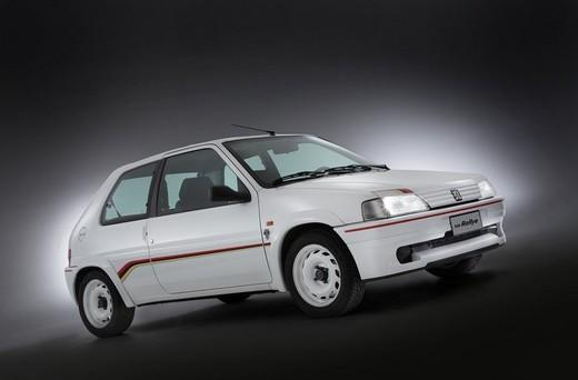 Peugeot 106 Rallye: passione corsa