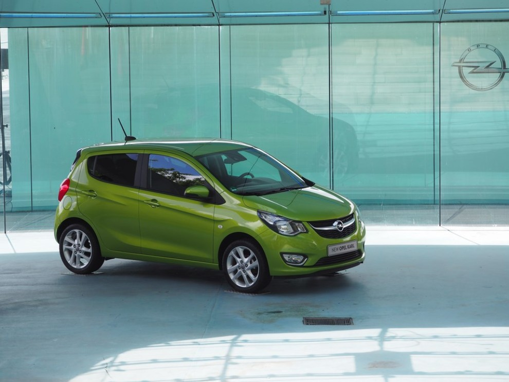 Opel Karl: prezzi, versioni e motorizzazioni - Foto 3 di 28