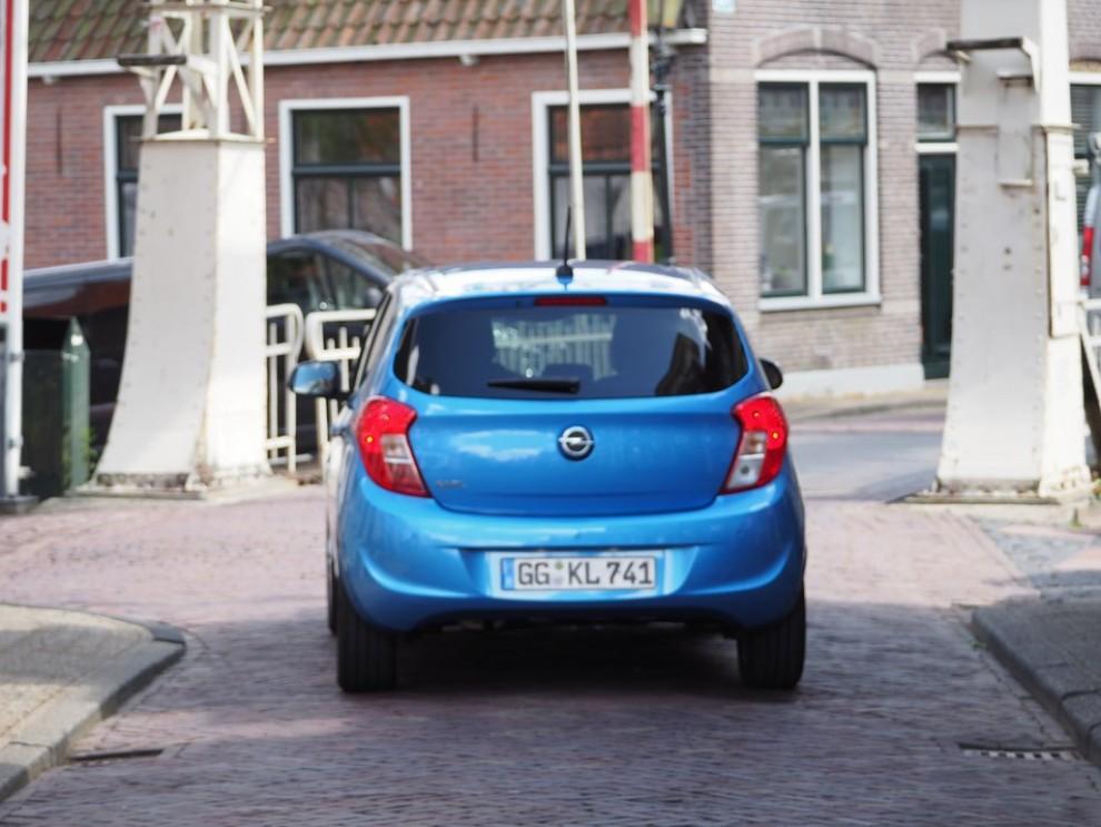 Opel Karl: prezzi, versioni e motorizzazioni - Foto 11 di 28