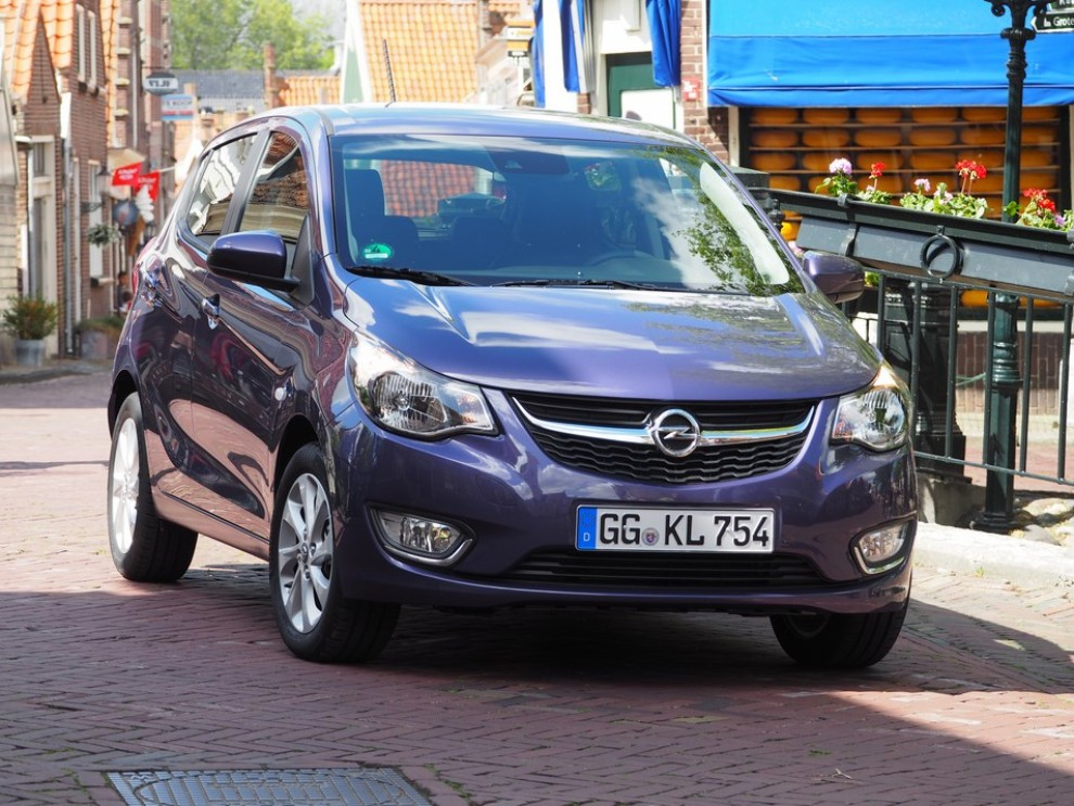 Opel Karl: prezzi, versioni e motorizzazioni - Foto 12 di 28