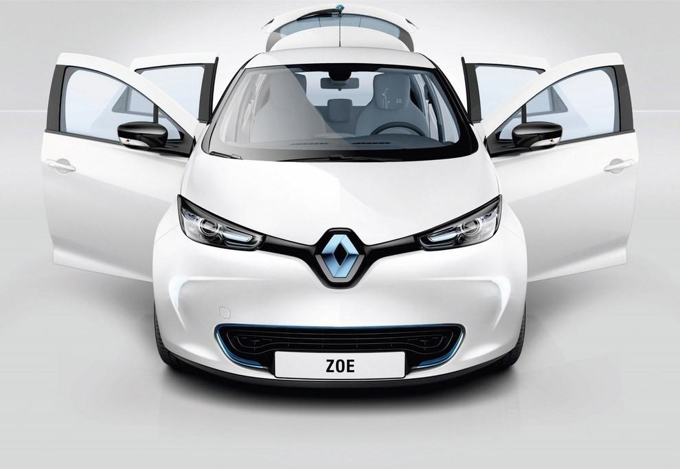 Renault Zoe: la gamma completa con tutti i prezzi - Foto 3 di 3
