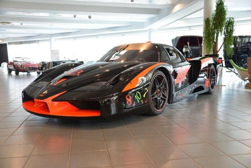 Al Museo Nicolis di Villafranca è presente la Ferrari FXX - Foto 1 di 4
