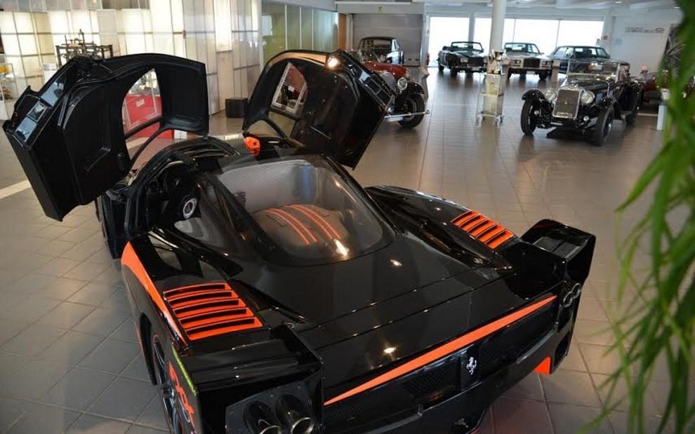 Al Museo Nicolis di Villafranca è presente la Ferrari FXX - Foto 3 di 4