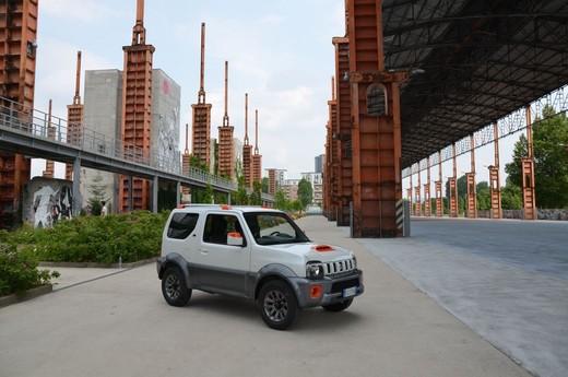 Suzuki Jimny Street, la nuova edizione limitata a 19.900 euro