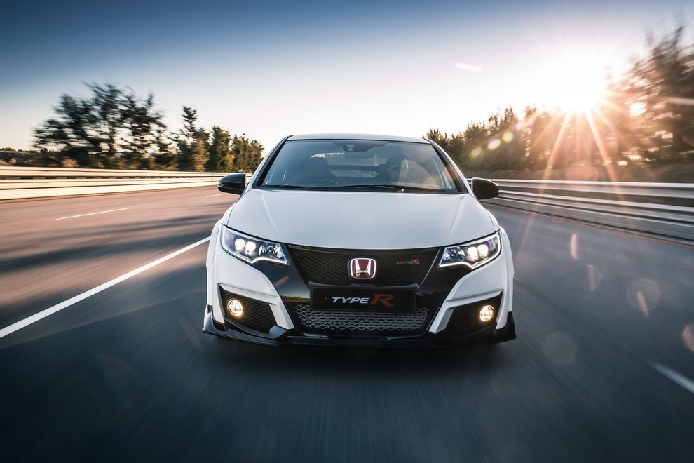 Honda Civic Type R prova su pista e prestazioni - Foto 26 di 26
