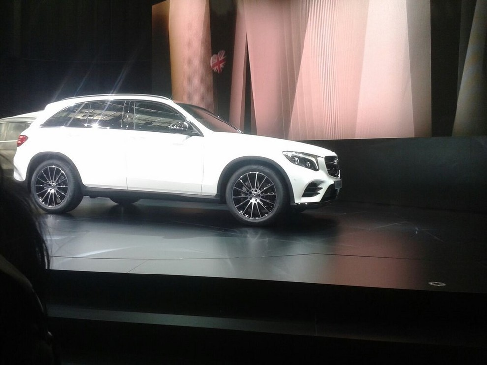 Mercedes-Benz GLC - Foto 5 di 12