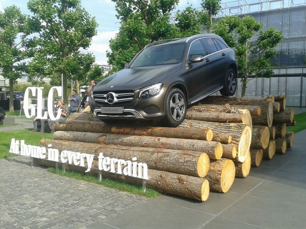 Mercedes-Benz GLC - Foto 2 di 12