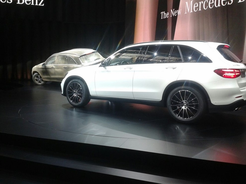 Mercedes-Benz GLC - Foto 9 di 12