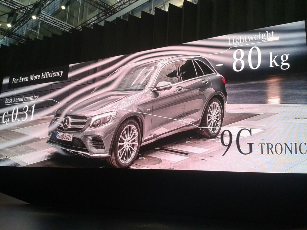 Mercedes-Benz GLC - Foto 7 di 12