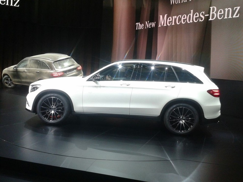 Mercedes-Benz GLC - Foto 1 di 12
