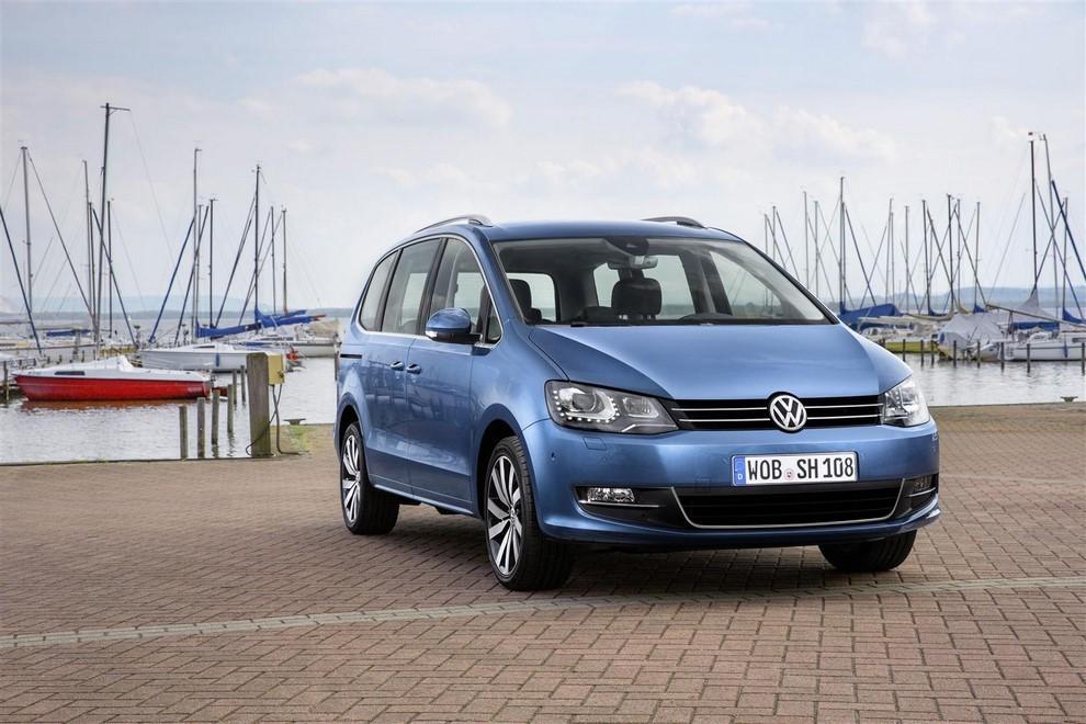 Volkswagen Sharan, la nuova generazione da 34.100 euro - Foto 13 di 13