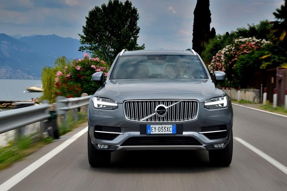 Volvo XC90: prezzi, versioni e motorizzazioni - Foto 15 di 30