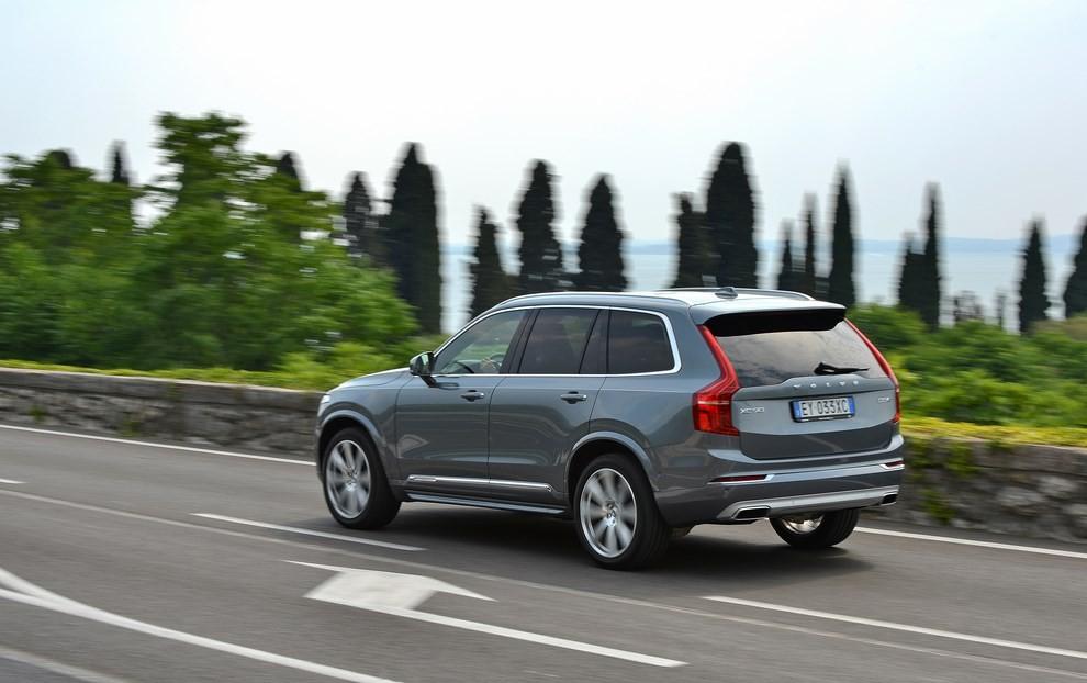 Volvo XC90: prezzi, versioni e motorizzazioni - Foto 18 di 30