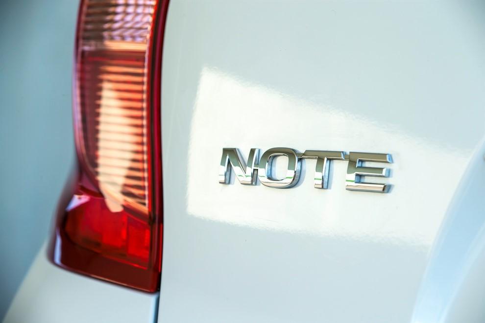 Nissan Note listino prezzi con motori Euro6 - Foto 15 di 18