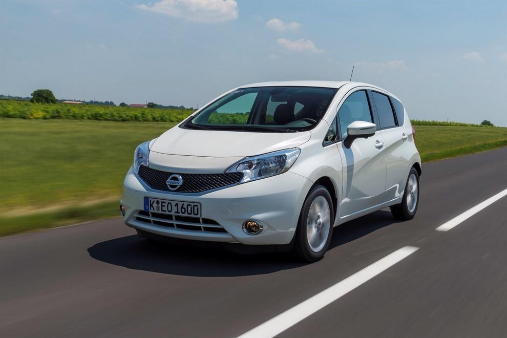 Nissan Note listino prezzi con motori Euro6 - Foto 1 di 18