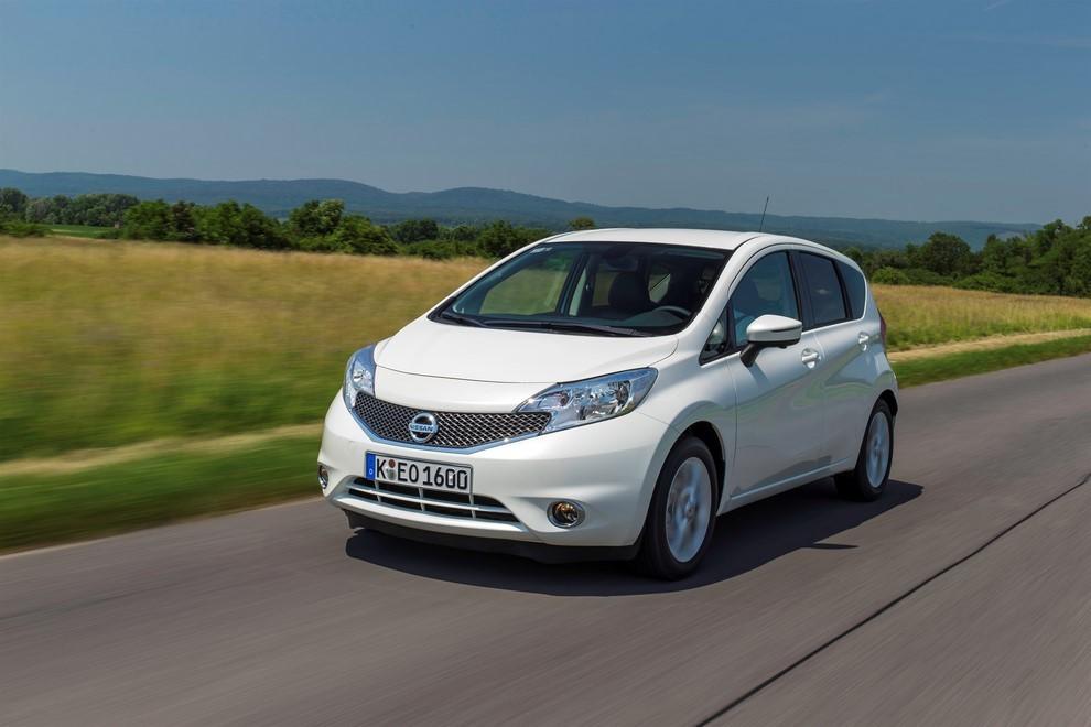 Nissan Note listino prezzi con motori Euro6 - Foto 3 di 18