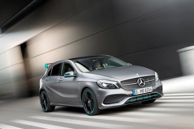 Mercedes Classe A restyling: più sicurezza e sportività