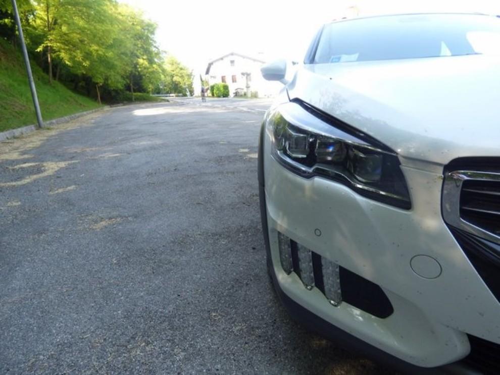 Peugeot 508 RXH ibrida diesel: la prova di Infomotori - Foto 9 di 29
