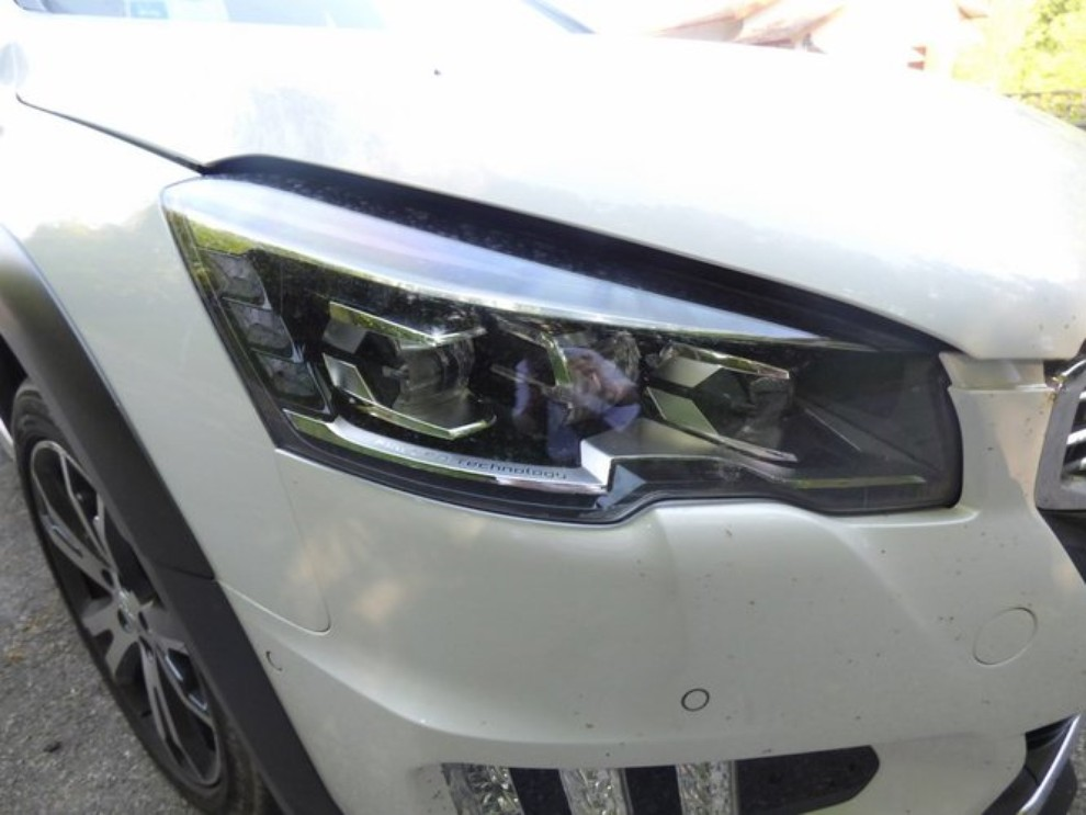 Peugeot 508 RXH ibrida diesel: la prova di Infomotori - Foto 10 di 29