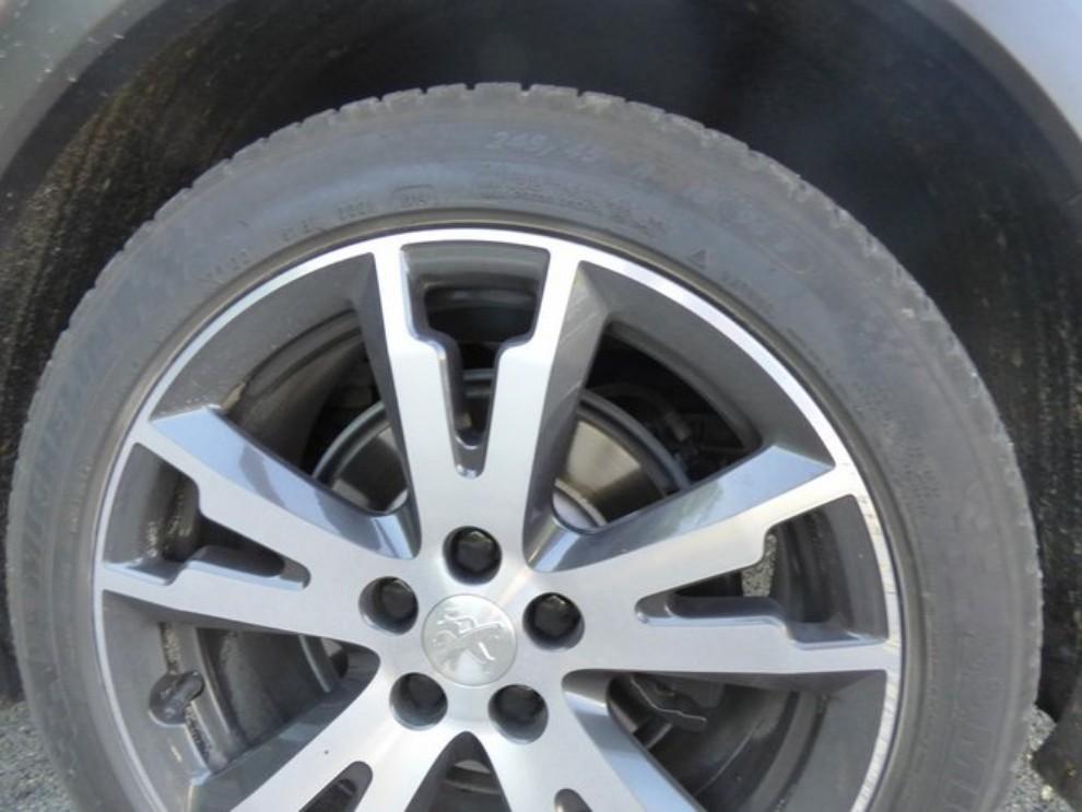 Peugeot 508 RXH ibrida diesel: la prova di Infomotori - Foto 15 di 29