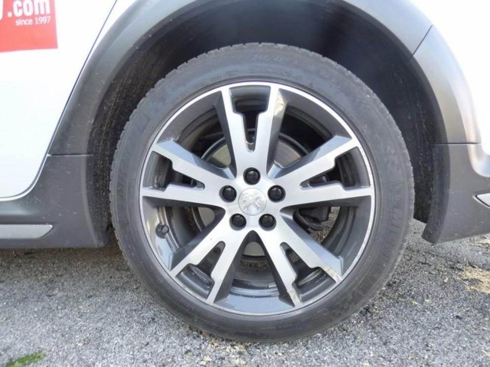 Peugeot 508 RXH ibrida diesel: la prova di Infomotori - Foto 16 di 29
