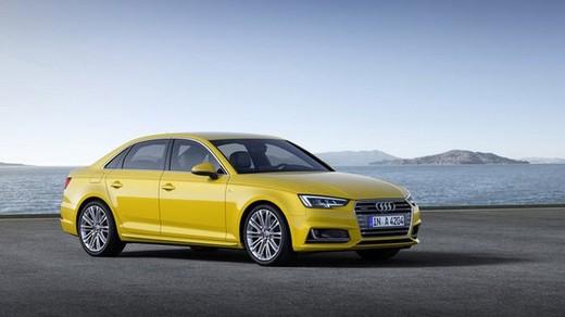 Nuova Audi A4 più tecnologia ed efficienza