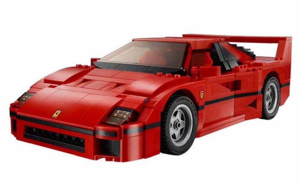 Ferrari F40 Lego - Foto 5 di 13