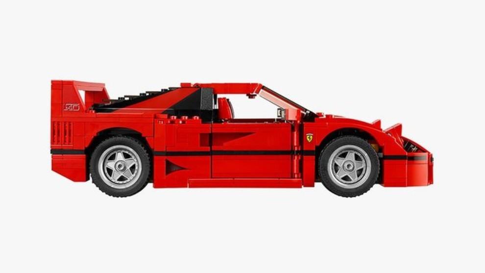 Ferrari F40 Lego - Foto 12 di 13