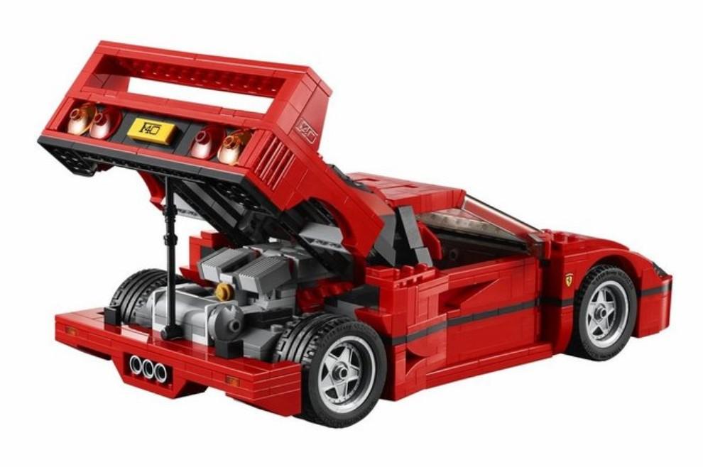 Ferrari F40 Lego - Foto 6 di 13