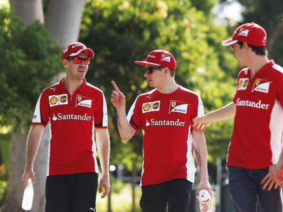 Kimi Raikkonen ormai out da Ferrari? - Foto 36 di 51