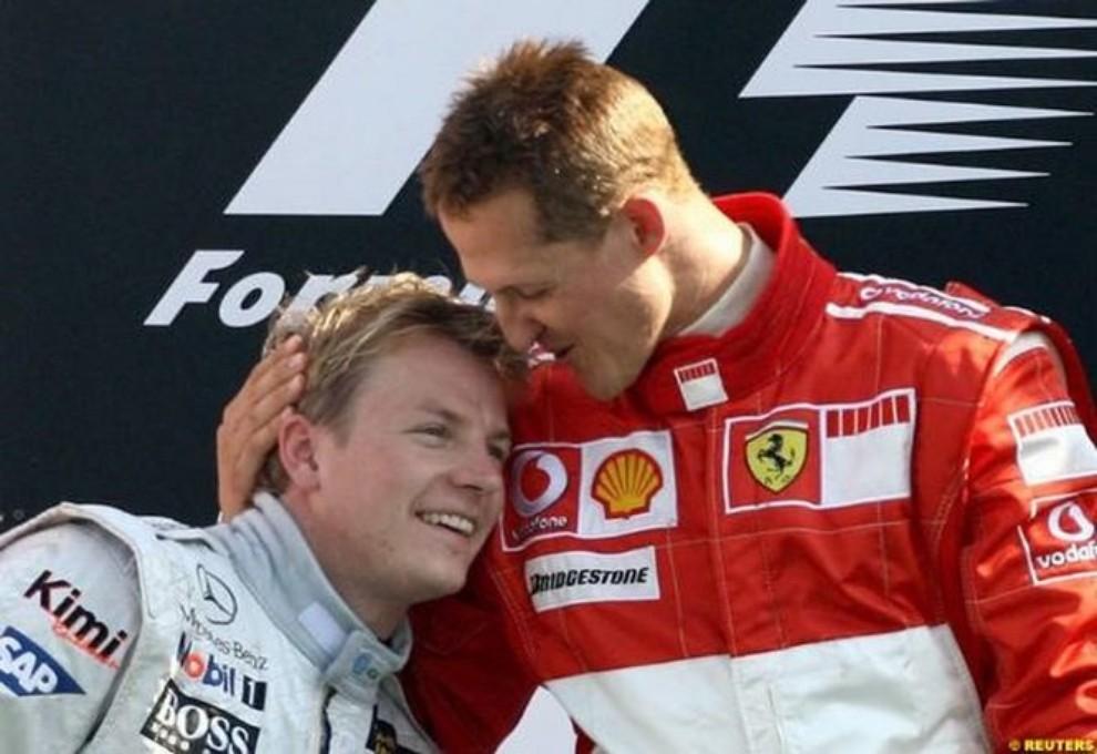 Kimi Raikkonen ormai out da Ferrari? - Foto 47 di 51