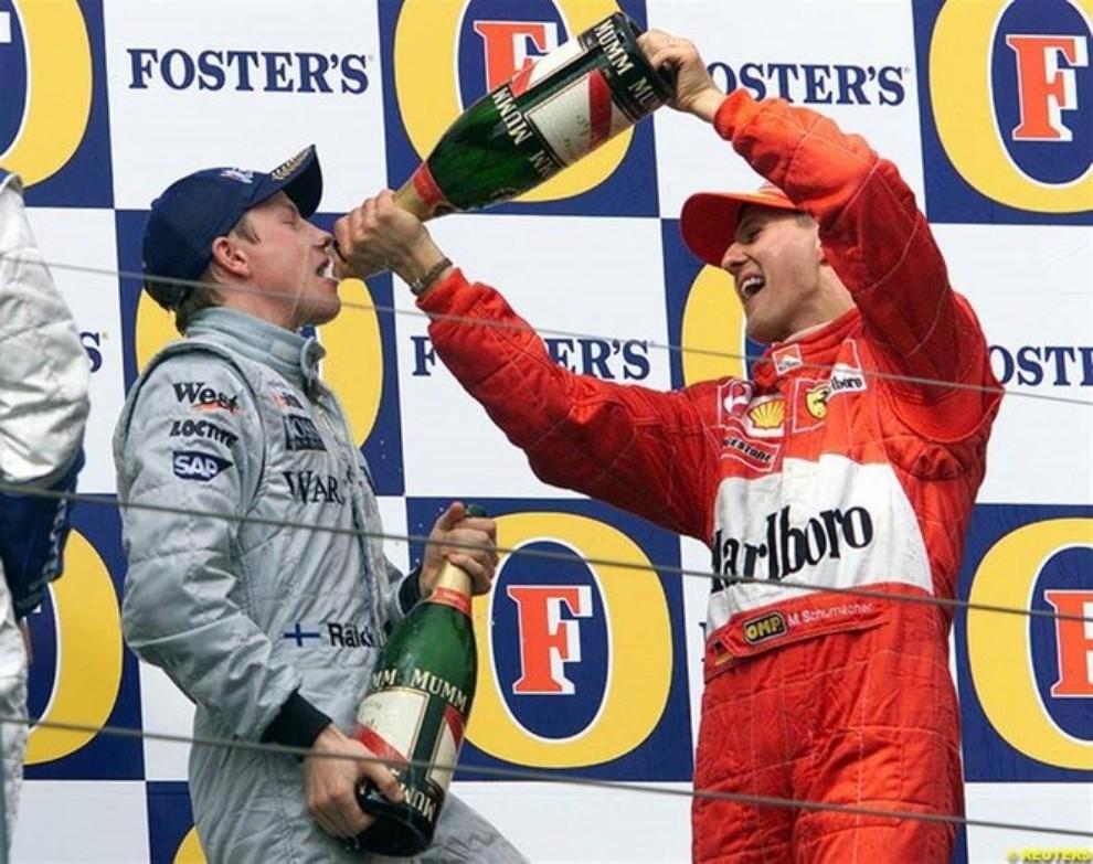 Kimi Raikkonen ormai out da Ferrari? - Foto 48 di 51