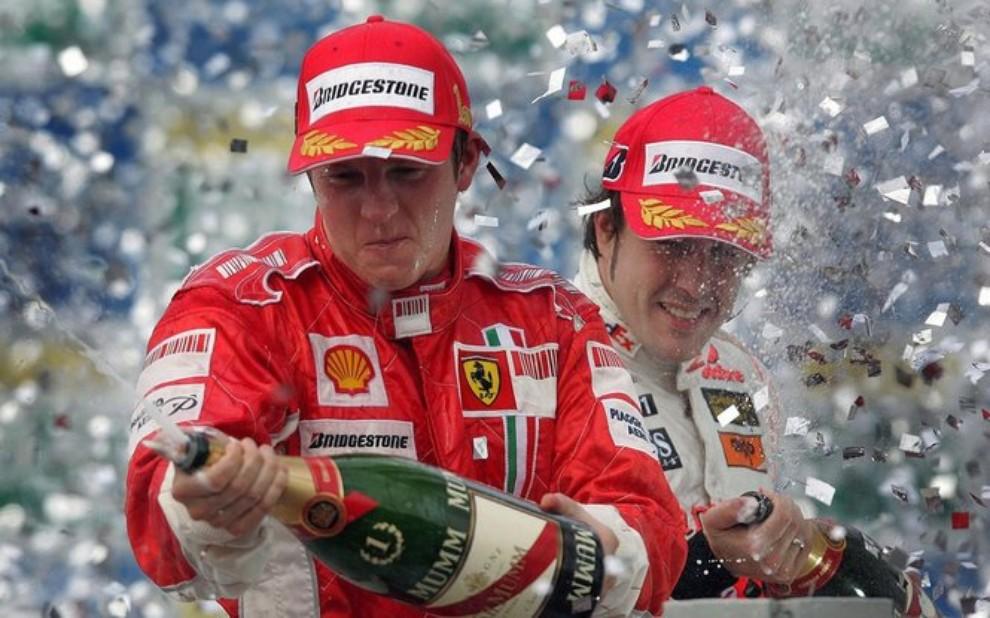 Kimi Raikkonen ormai out da Ferrari? - Foto 25 di 51