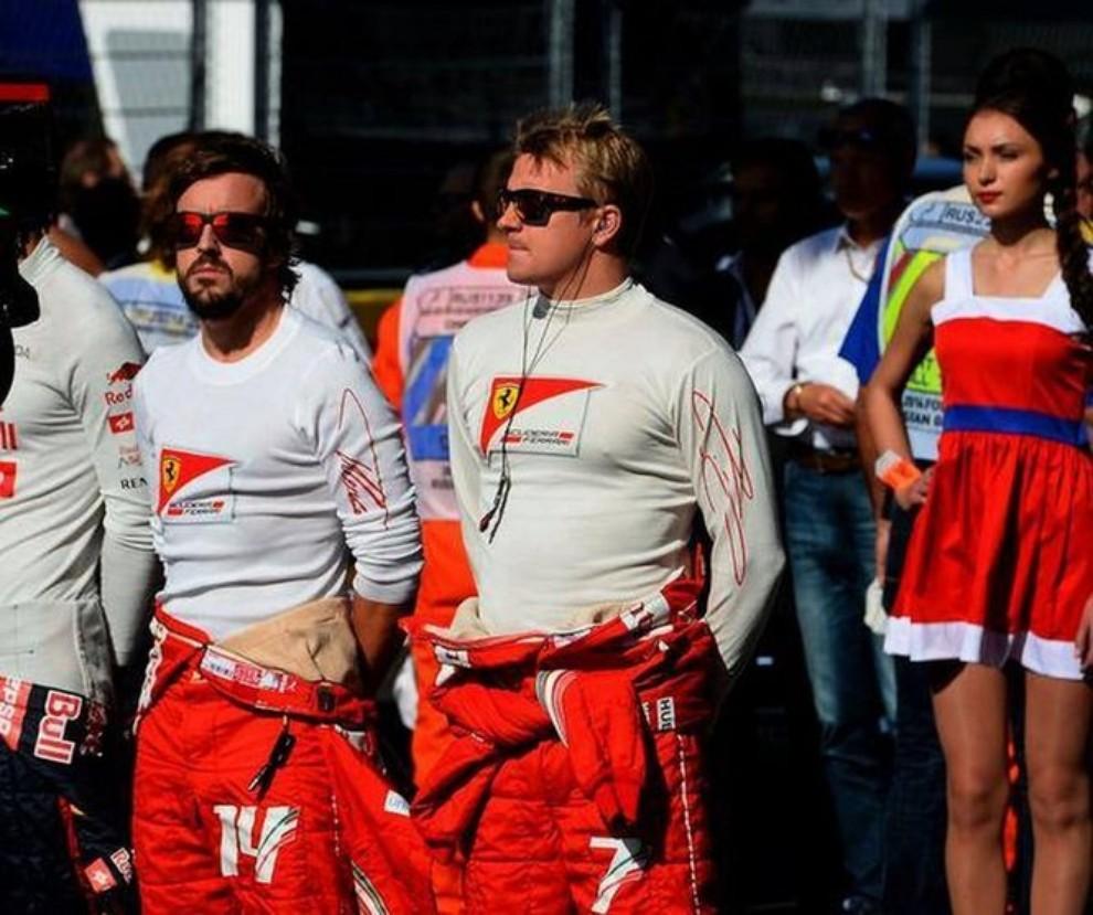 Kimi Raikkonen ormai out da Ferrari? - Foto 18 di 51