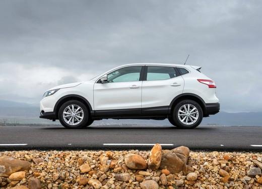 Nissan Qashqai in promozione con rate da 179 euro al mese