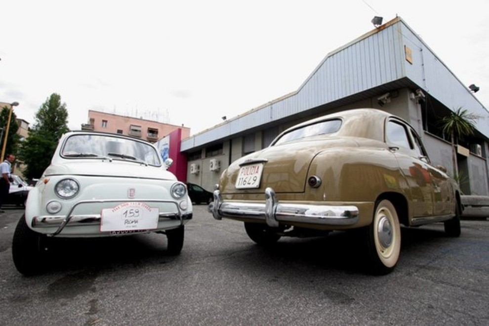 Abolizione bollo auto storiche: l'Aci denuncia discriminazioni territoriali - Foto 10 di 11