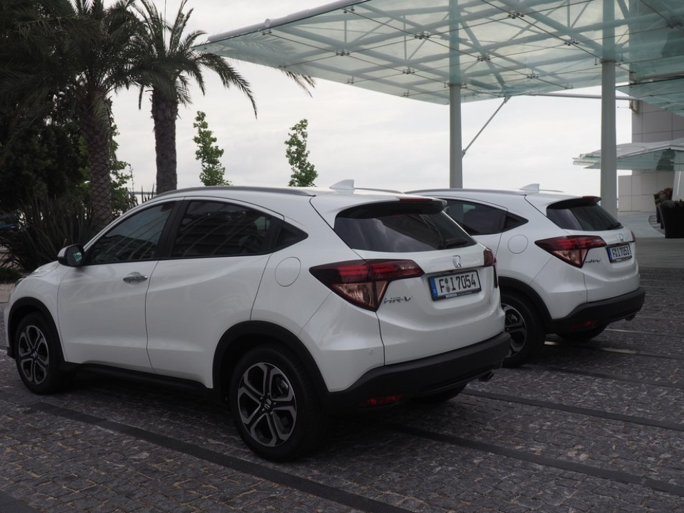 Honda HR-V, prova su strada della nuova generazione del Suv giapponese - Foto 13 di 15