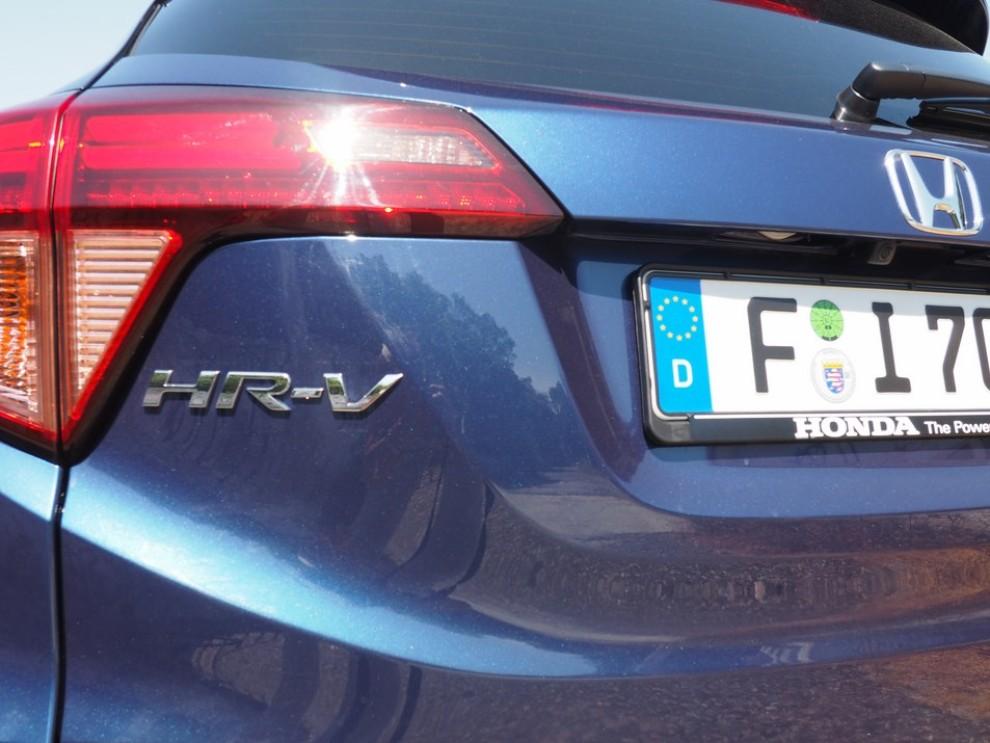 Honda HR-V, prova su strada della nuova generazione del Suv giapponese - Foto 5 di 15