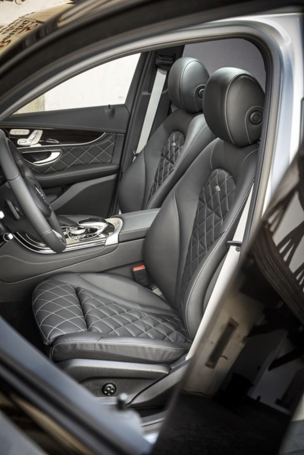 Mercedes GLC: i prezzi e le informazioni del nuovo suv tedesco - Foto 32 di 63