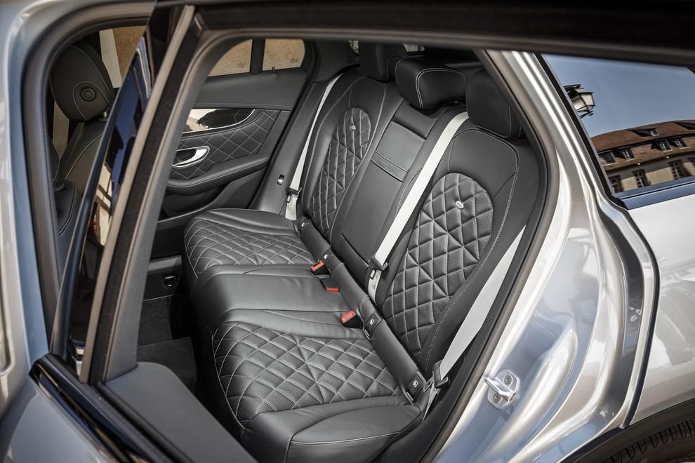 Mercedes GLC: i prezzi e le informazioni del nuovo suv tedesco - Foto 33 di 63