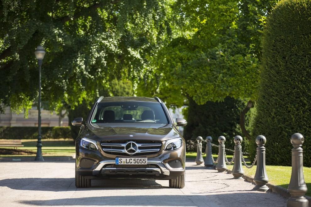 Mercedes GLC: i prezzi e le informazioni del nuovo suv tedesco - Foto 41 di 63
