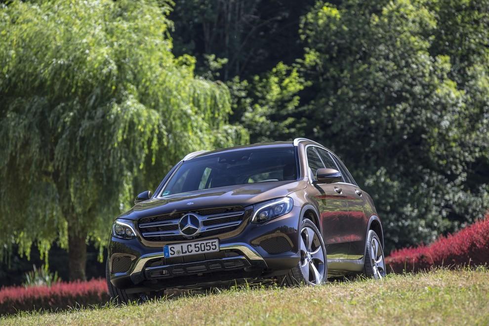 Mercedes GLC: i prezzi e le informazioni del nuovo suv tedesco - Foto 43 di 63