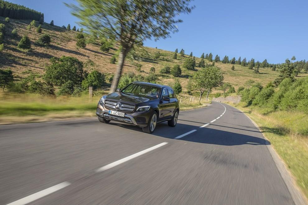 Mercedes GLC: i prezzi e le informazioni del nuovo suv tedesco - Foto 46 di 63