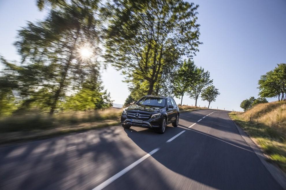 Mercedes GLC: i prezzi e le informazioni del nuovo suv tedesco - Foto 49 di 63