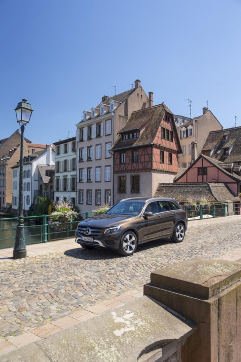 Mercedes GLC: i prezzi e le informazioni del nuovo suv tedesco - Foto 53 di 63