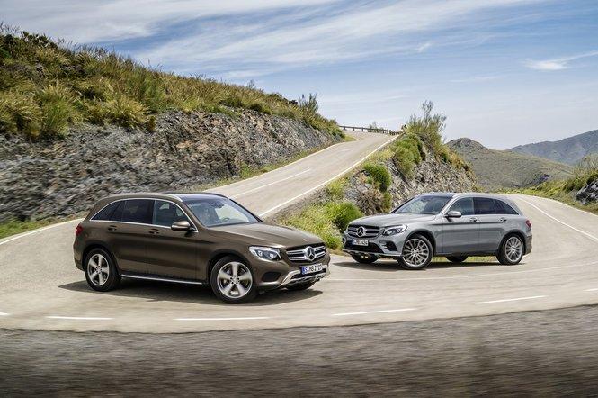 Mercedes GLC: i prezzi e le informazioni del nuovo suv tedesco