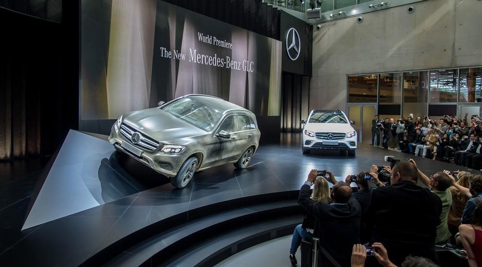Mercedes GLC: i prezzi e le informazioni del nuovo suv tedesco - Foto 57 di 63