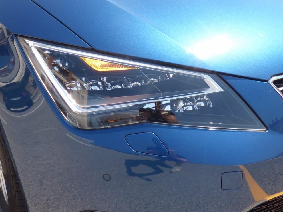 Seat Leon ST 1.4 TGI a metano provata su strada - Foto 1 di 19
