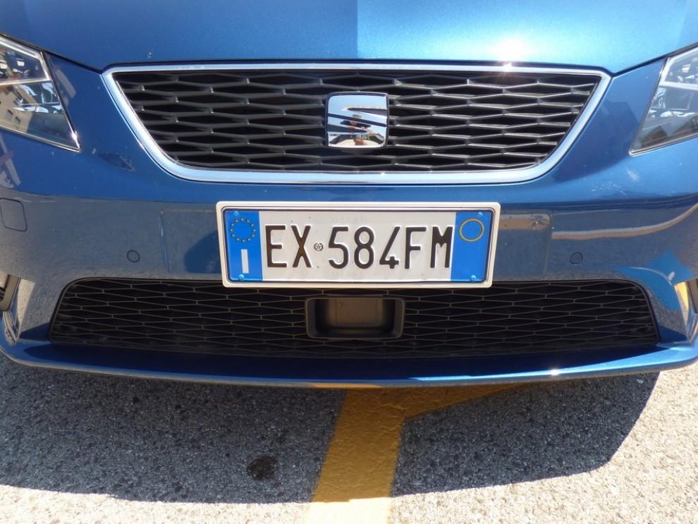 Seat Leon ST 1.4 TGI a metano provata su strada - Foto 2 di 19